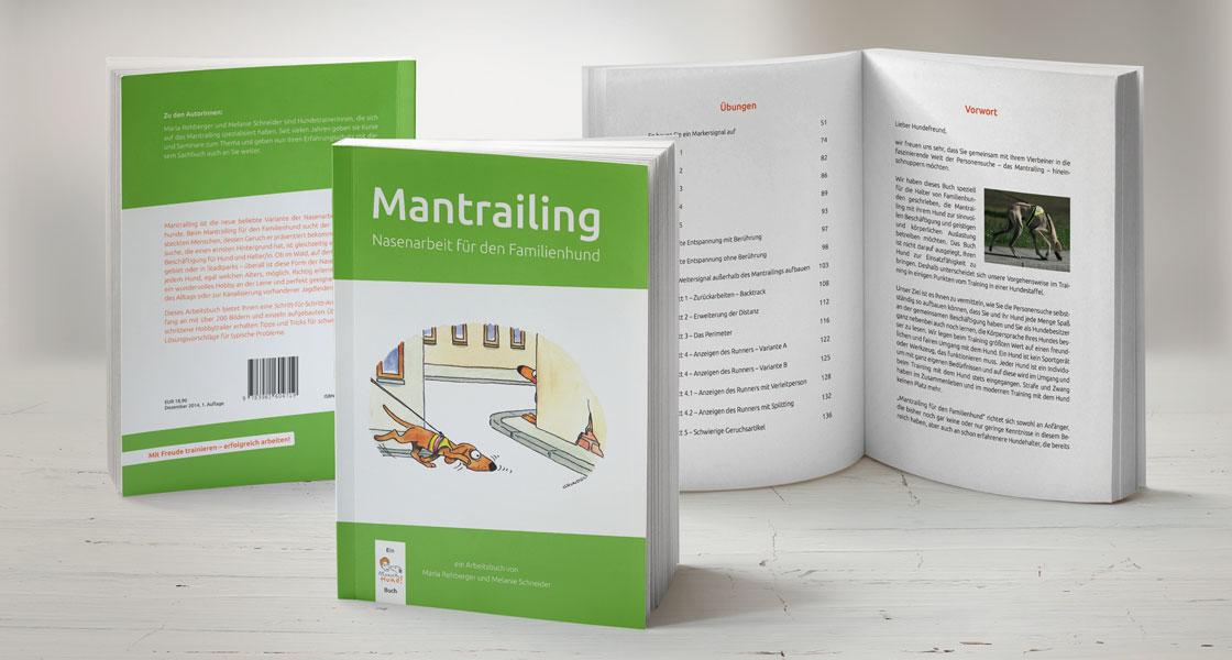 Buch Mantrailing