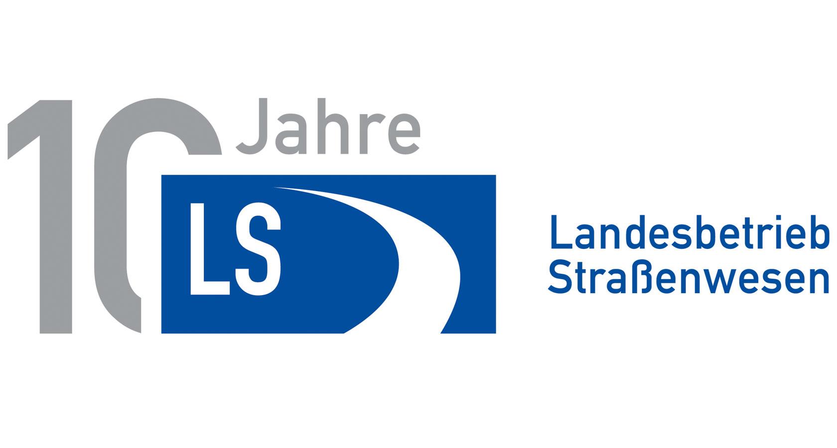 Logo Design 10 Jahre LS Brandemburg