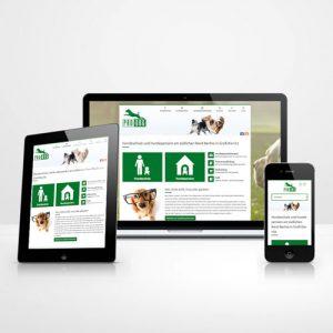 PRO-DOG Webseite